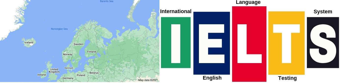 IELTS Test Centers in Norway