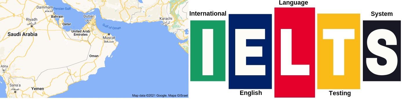 IELTS Test Centers in Oman