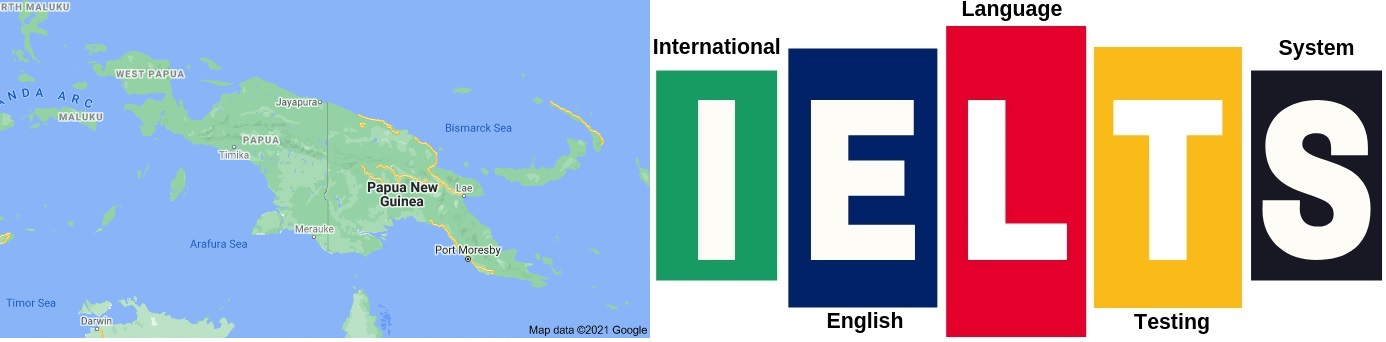 IELTS Test Centers in Papua New Guinea