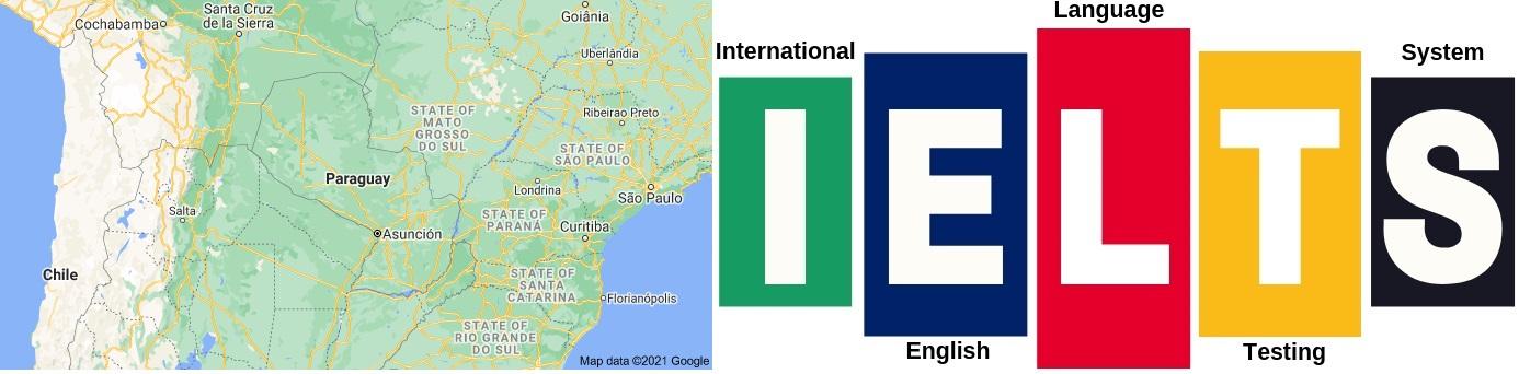 IELTS Test Centers in Paraguay