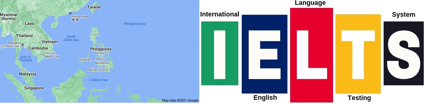 IELTS Test Centers in Philippines
