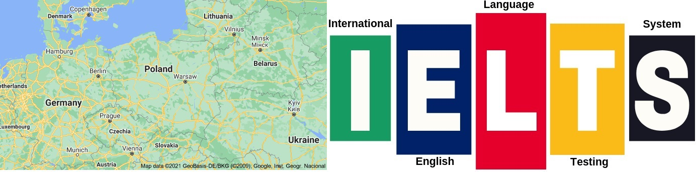 IELTS Test Centers in Poland