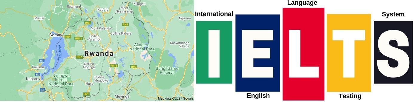 IELTS Test Centers in Rwanda