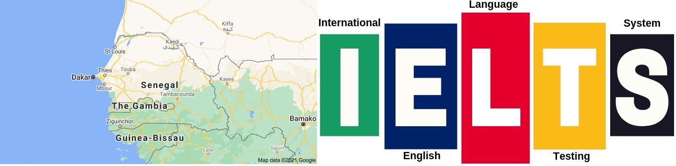 IELTS Test Centers in Senegal