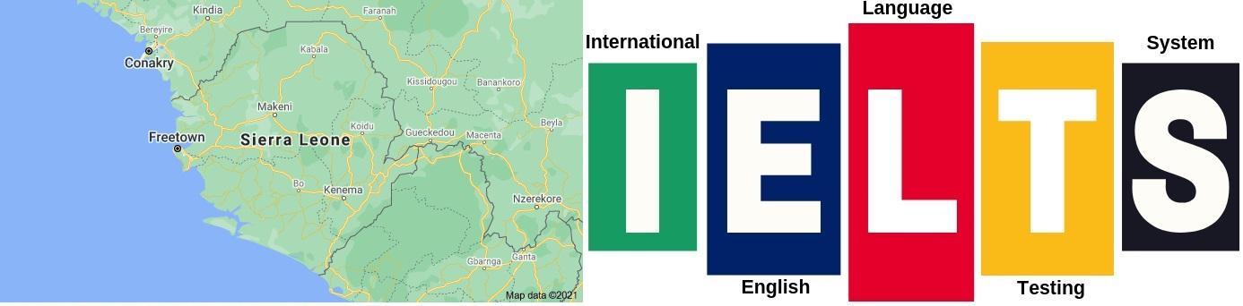 IELTS Test Centers in Sierra Leone