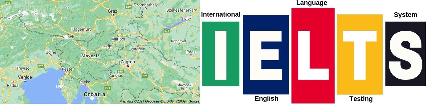 IELTS Test Centers in Slovenia