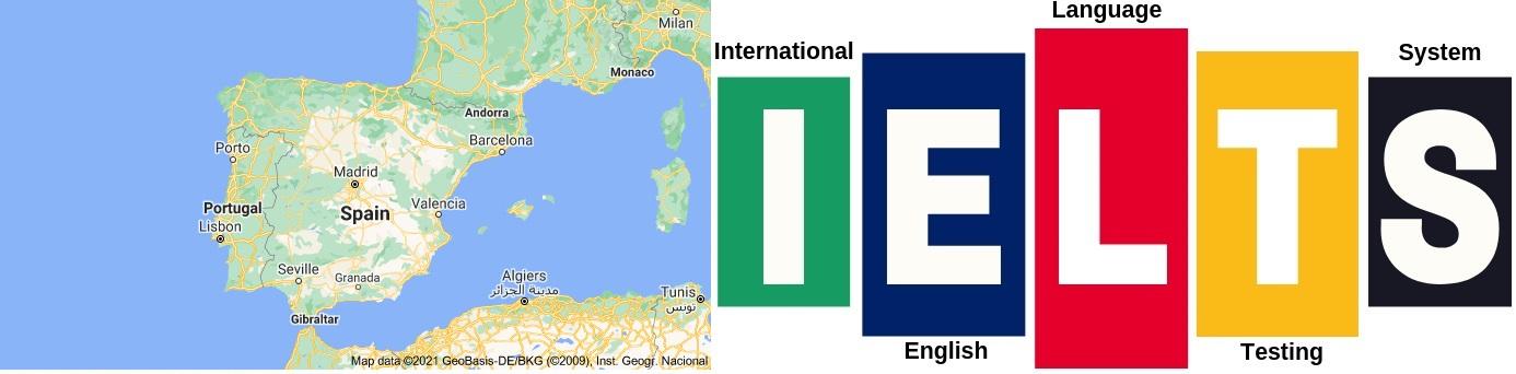 IELTS Test Centers in Spain