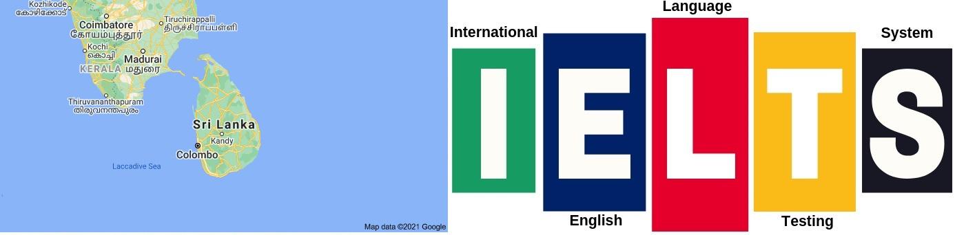 IELTS Test Centers in Sri Lanka