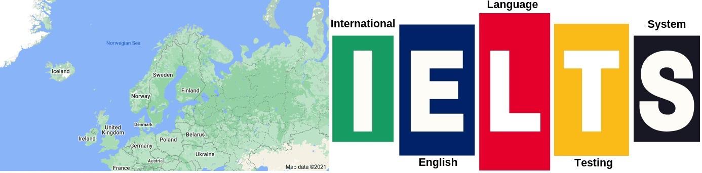 IELTS Test Centers in Sweden