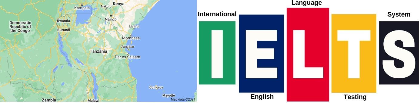 IELTS Test Centers in Tanzania