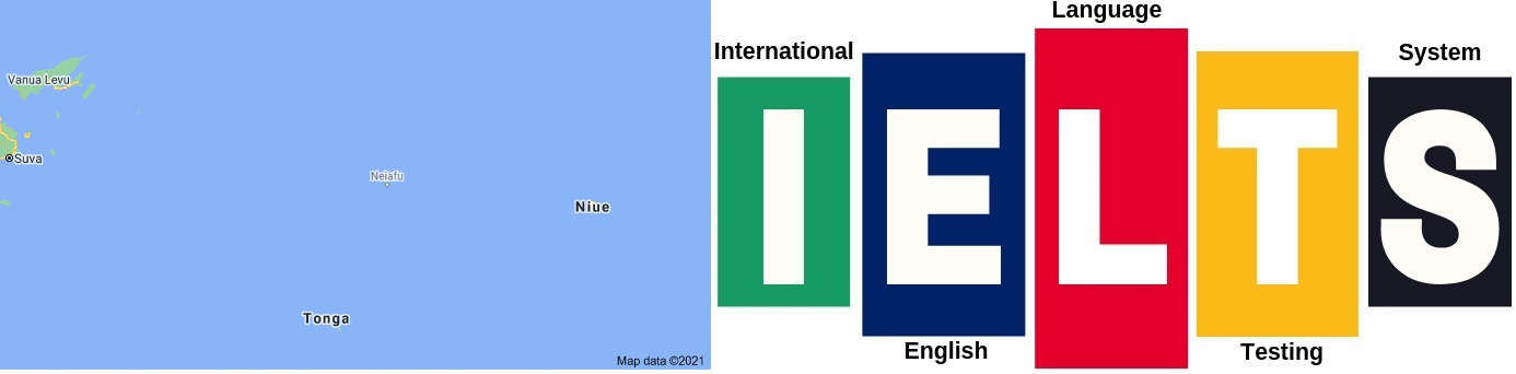 IELTS Test Centers in Tonga