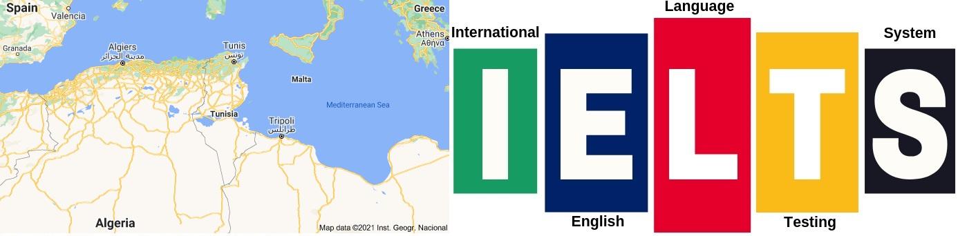 IELTS Test Centers in Tunisia