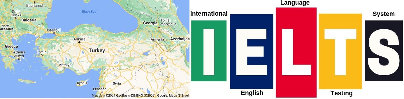 IELTS Test Centers in Turkey