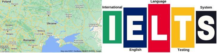 IELTS Test Centers in Ukraine
