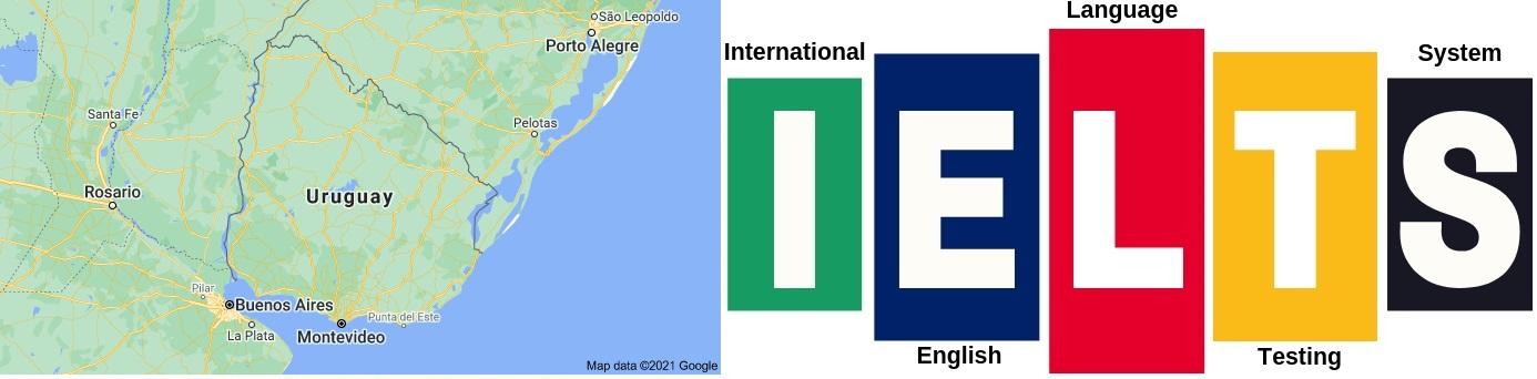 IELTS Test Centers in Uruguay