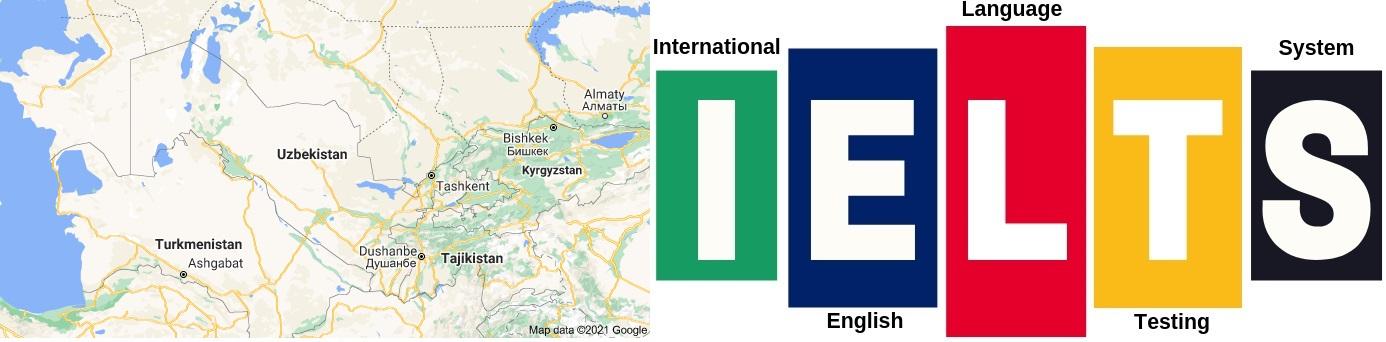 IELTS Test Centers in Uzbekistan