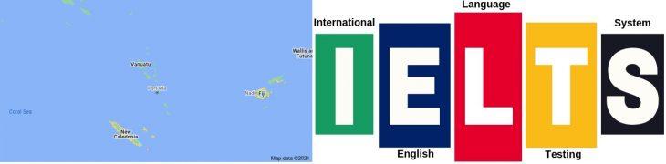 IELTS Test Centers in Vanuatu