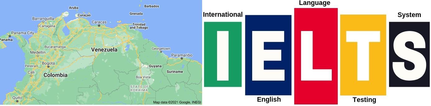 IELTS Test Centers in Venezuela