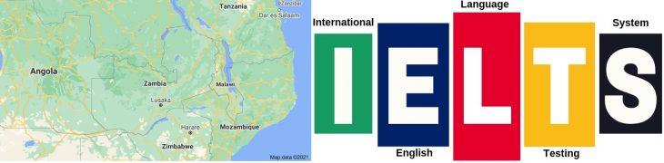 IELTS Test Centers in Zambia