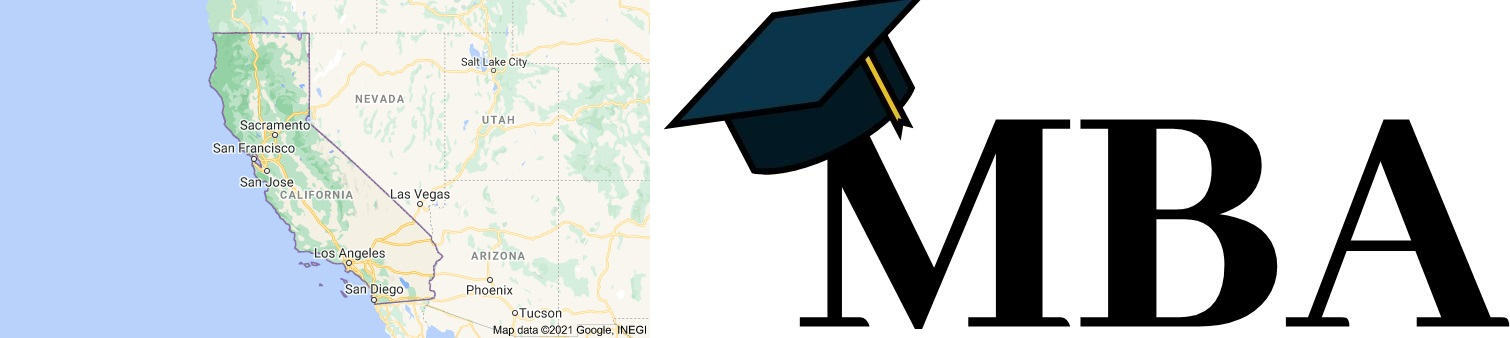 Part-time MBA Programs in California