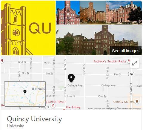 Quincy University History