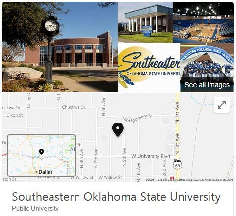Southeastern Oklahoma State University History