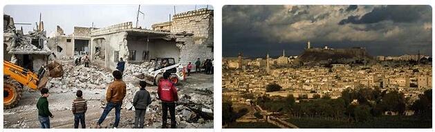 Syria's modern history