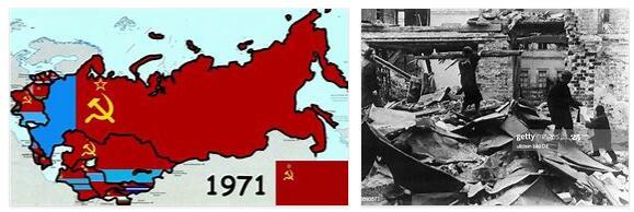 Ukraine and Soviet Union