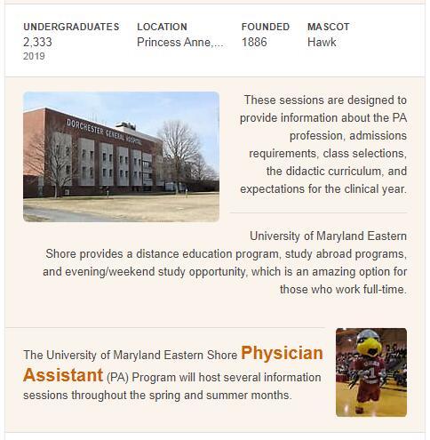 University of Maryland-Eastern Shore History