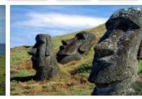 Easter Island Landmarks