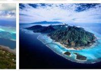 French Polynesia Geography