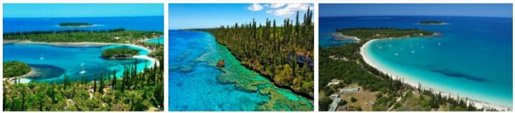 New Caledonia Geography