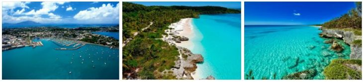 Transportation and Sightseeing in New Caledonia