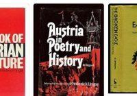 Austria Literature 1