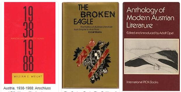 Austria Literature 2