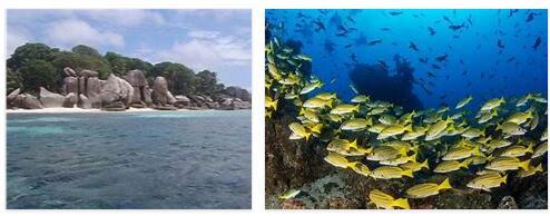 Cocos Islands National Park (World Heritage)