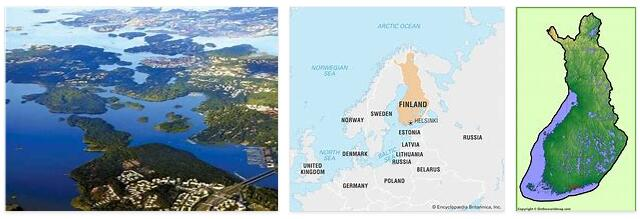 Finland Geography