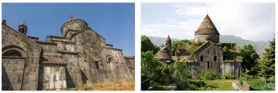 Haghbat and Sanahin Monasteries (World Heritage)