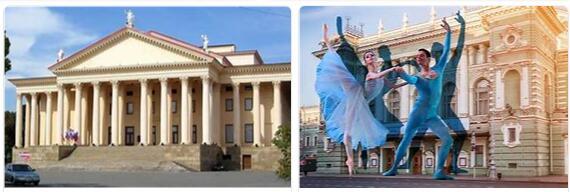 Russia Theater